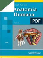 Anatomia Humana Tomo I- Latarjett