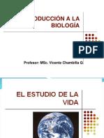 Introduccion a La Biología II