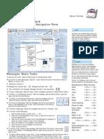 Microsoft Outlook 2010 QRG