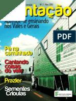 Revista de Extensão Contação 2015