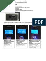 Manual de Comisionamiento - UPS Emerson Liebert GXT MT+