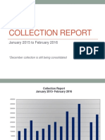 Jude Collection Report March 9 2016