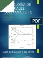 Diagrama de Fe-C
