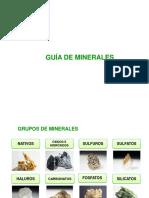 Guia Minerales