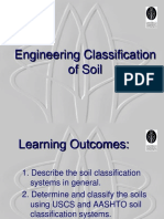 Chapter 6- Soil Classification (Aashto & Ucsc)