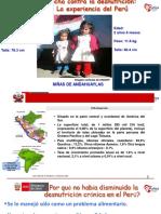 14peru Ministerio de Salud - Programa Articulado de Nutricion