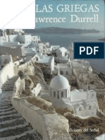 Las Islas Griegas - Lawrence Durrell