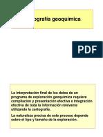 09 Cartografía Geoquímica