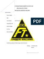 FORMULIR PENDAFTARAN KOMPETISI AUTO CAD fix.docx