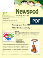 Knowing More About Global Development Delay