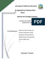Geologia Practica Informe