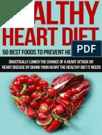Healthy Heart Diet_ 50 Best Foo - Henry Hill