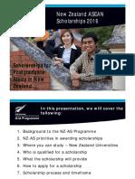 NZAS Presentation