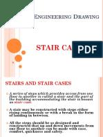 Civil Engineering Drwg- Stair Case