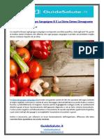La Dieta Per Il Gruppo Sanguigno B E La Dieta Detox Dimagrante