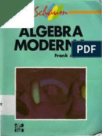 Algebramoderna Schaum