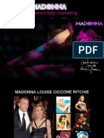 Madonna - 2 Decades of Personality Marketing