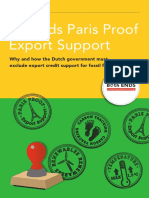 Paris Proof Export Support