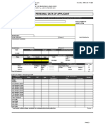 2014 Form Personal Data of Applicant (English)NEW Rev 4