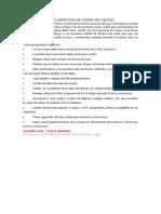 DEMANDA DE DECLARACION DE UNION DE HECHO.docx