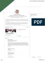 Andrew Porterfield | LinkedIn Mai 2017