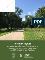 Floodplain Buyouts