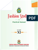 5_Fashion Studies – Practical Manual_XI