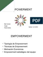 EMPOWERMENT (Presentacion)