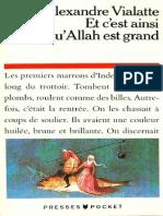 Alexandre Vialatte - Et C_est Ainsi Qu_Allah Est Grand