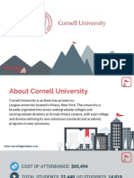 Study Abroad at Cornell College, Admission Requirements, Courses, Fees