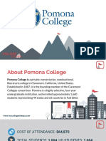 Study Abroad at Pomona College, Admission Requirements, Courses, Fees