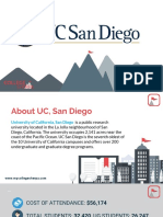 Study Abroad at University of California, San Diego, Admission Requirements, Courses, Fees