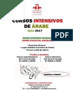Cursos Intensivos de Árabe