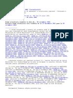 Lege 351-2001 Sectiunea 4-Reteaua de Localitati