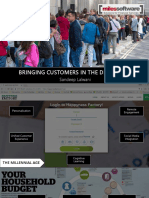 Bringing Customers in Digital Age