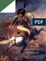 Atlas - Mapas Historia Universal Muy Bueno