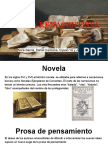 prosa renacentista