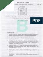 Examen Practico Tramitacion 2011