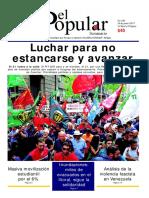 El Popular 389 Órgano de Prensa Oficial del Partido Comunista de Uruguay