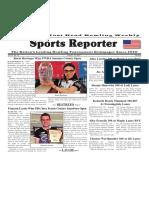 June 21 - 27, 2017  Sports Reporter