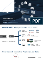 Thunderbolt 3 Overview
