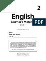 Combine Lm English 2