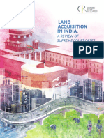Land Acquisition Report