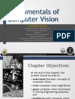 3-2 Fundamentals of Computer Vision
