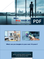 Does Technology Kill Your Jobs