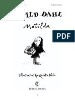 Matilda Roald Dal.pdf