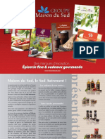 Catalogue 2017 Maison Du Sud-La Grive&l'Olivier