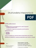 5Strukturalista interpretáció