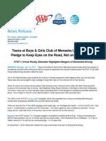 6.19.17 -- Boys & Girls Club of Menasha ICW Simulator Event