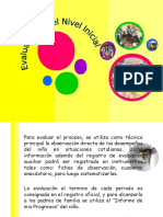 Instrumentos de Evaluacion Psicopedagogicos.